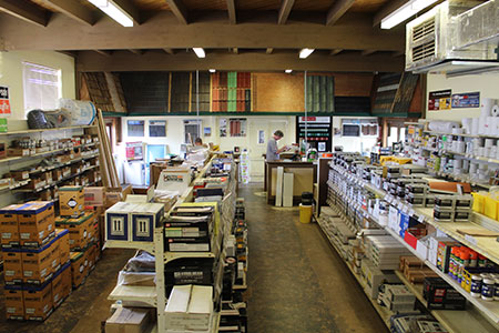 Aloha Roofing Supply Retail Store