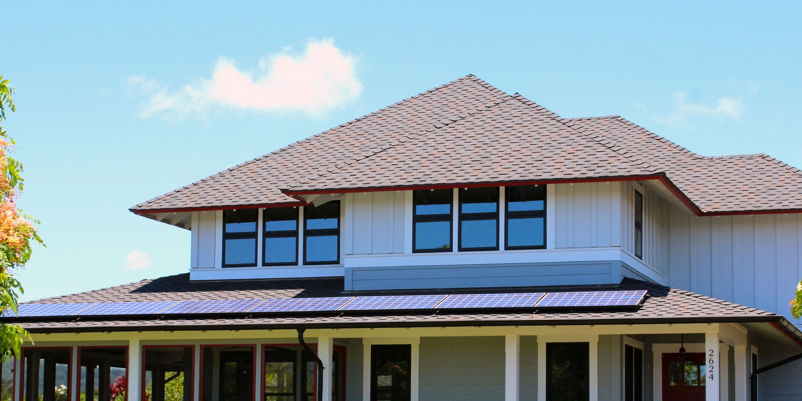 Premium Asphalt Shingle Roof