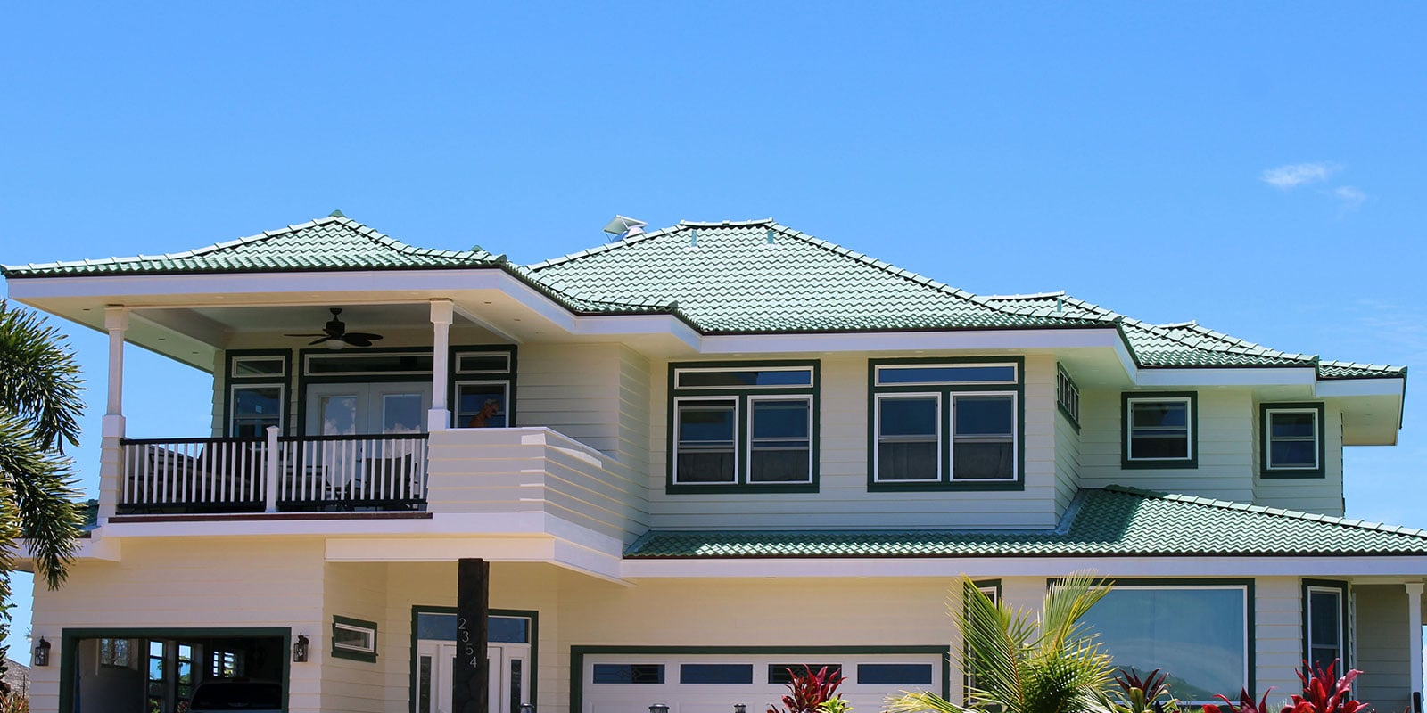 Quarrix Composite Tile Roof