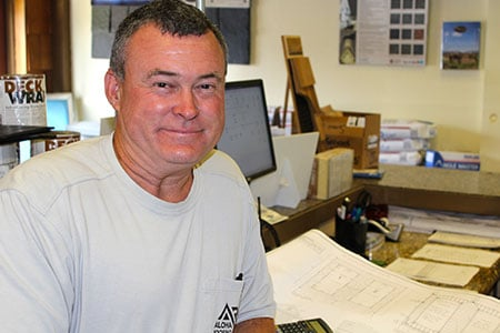 Randy Boyer, Aloha Roofing Supply