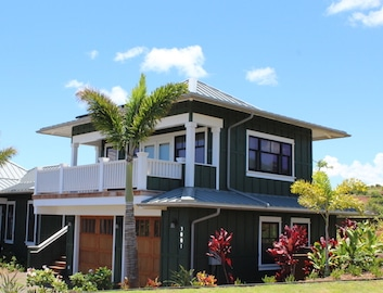 Kauai Metal Roof Example
