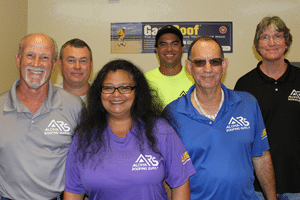 Aloha Roofing Supply Team