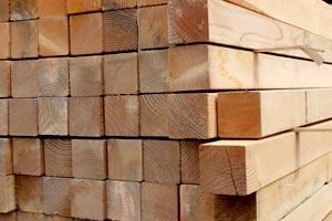 Lumber materials