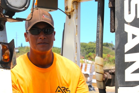 Shawn, Aloha Roofing Supply