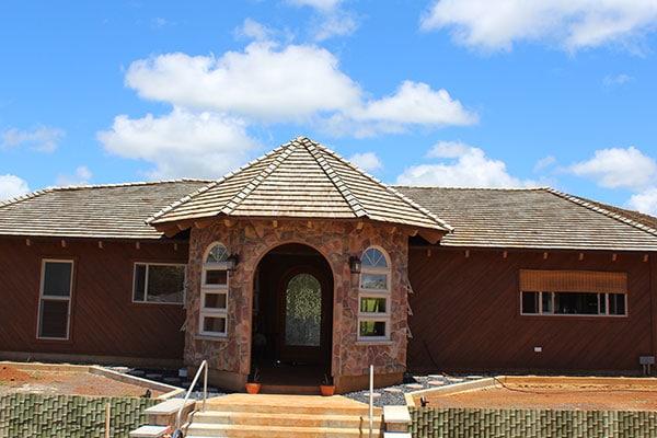Cedar Shake Roofing Materials