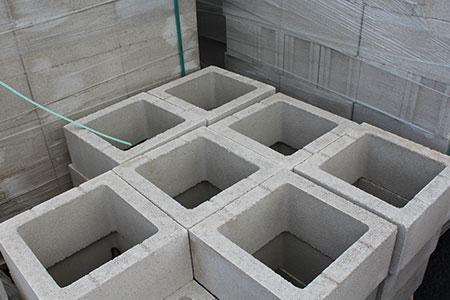 Concrete Block on Kauai