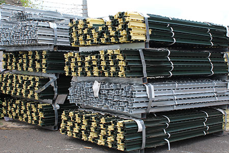 Ag Fencing Metal Posts