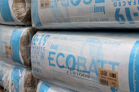 Eco Batt Insulation