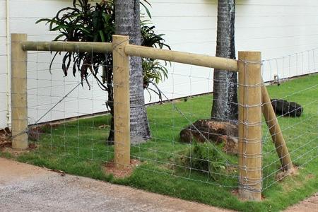 Agricultural Fencing Materials Kauai