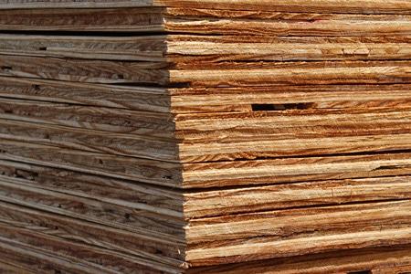Treated Plywood on Kauai